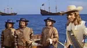 """Фильм """"Пират Морган"""", 1960г."""