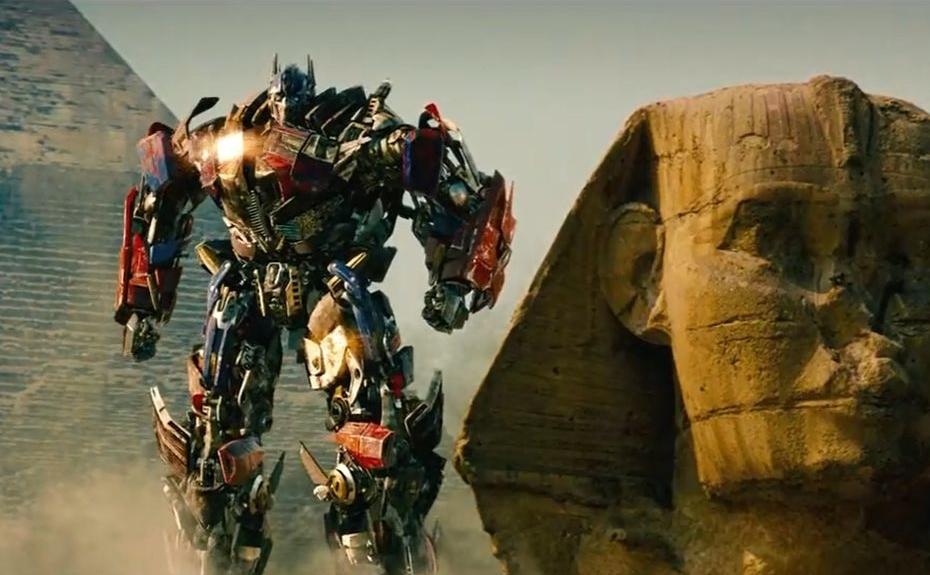 """""""Трансформеры 2: Месть падших"""" (Transformers: Revenge of the Fallen"""