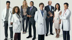 """Сериал """"Хороший доктор"""", США"""
