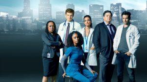"""Сериал """"Медики Чикаго"""", США"""