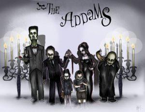 Семейство Гордона Аддамса