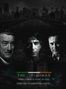 криминальная драма Ирландец